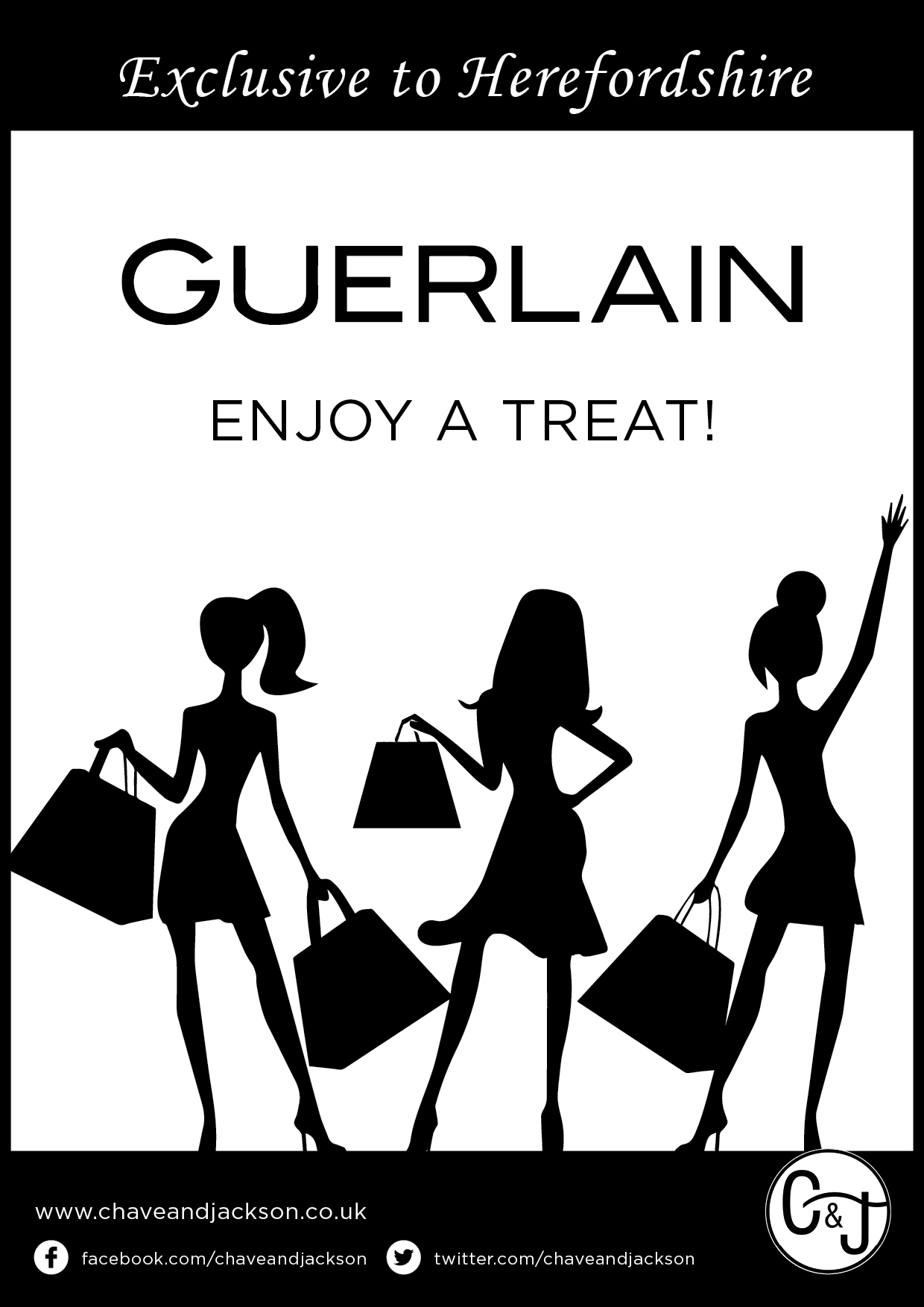 Guerlain Special 3 Day Event 15th - 17th September 2016