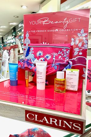 New for March from Clarins