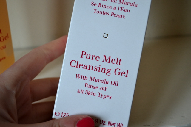 Clarins Pure Melt Cleansing Gel With Marula Oil (1)