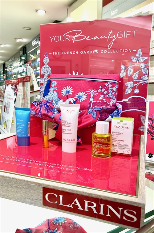 Clarins Beauty Gift